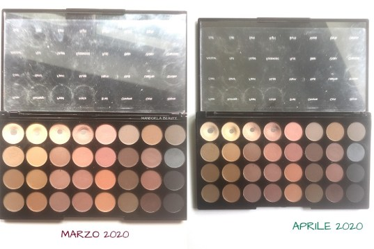 smaltimento palette