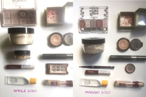 smaltimento makeup maggio