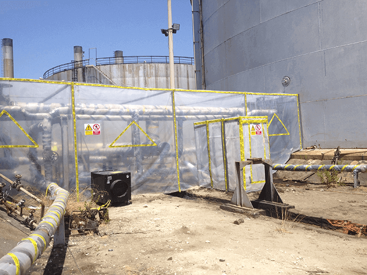 Disposal of asbestos cyprus mandr, mandr asbestos, m&r asbestos, asbestos cyprus