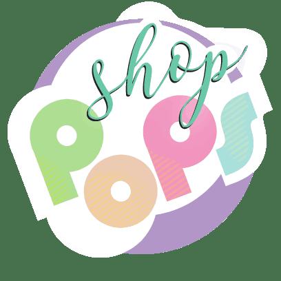Shop Pops brandmark