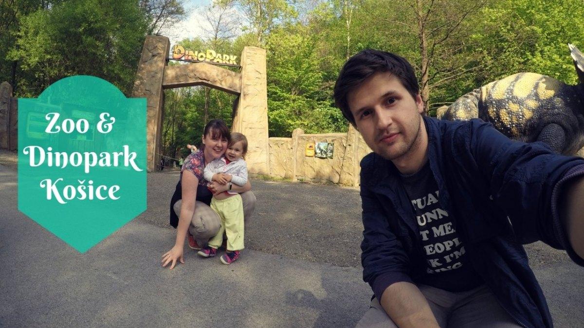 Зоопарк і Дінопарк у Кошице