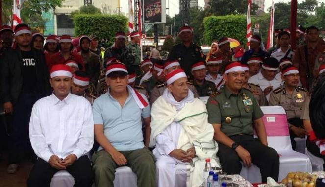 Gerakan Nusantara Bersatu, MAN 2 Ponorogo
