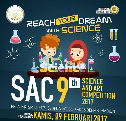 SCIENCE AND ART COMPETITION IX 2017