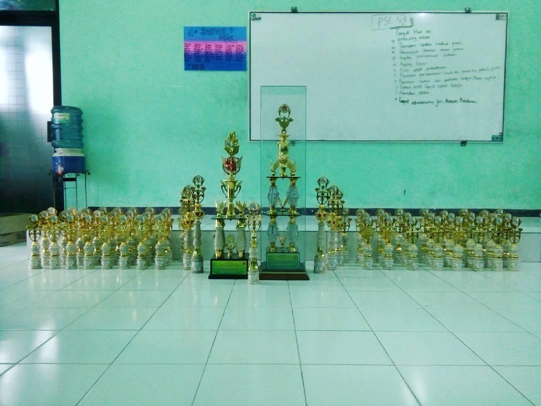 Daftar Pemenang PSC VII MAN 2 Ponorogo Tahun 2017