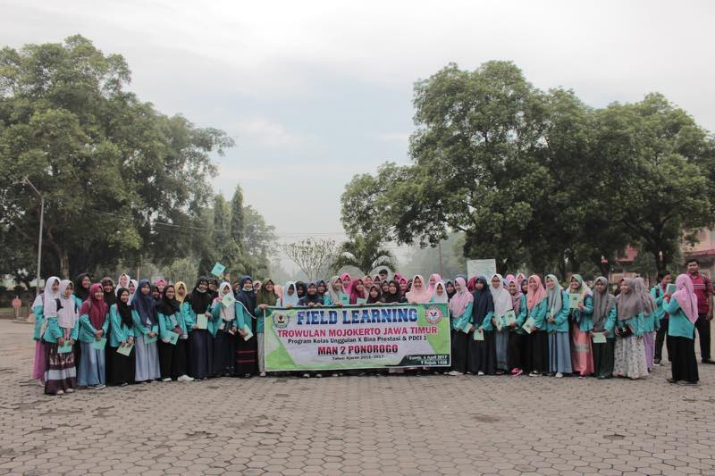Field Learning To Trowulan