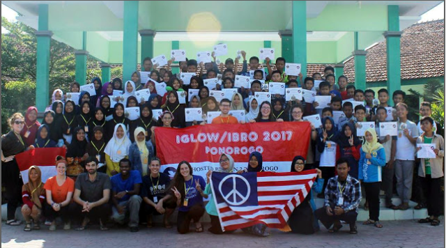 IGLOW and IBRO 2017 Hosted by MAN 2 Ponorogo
