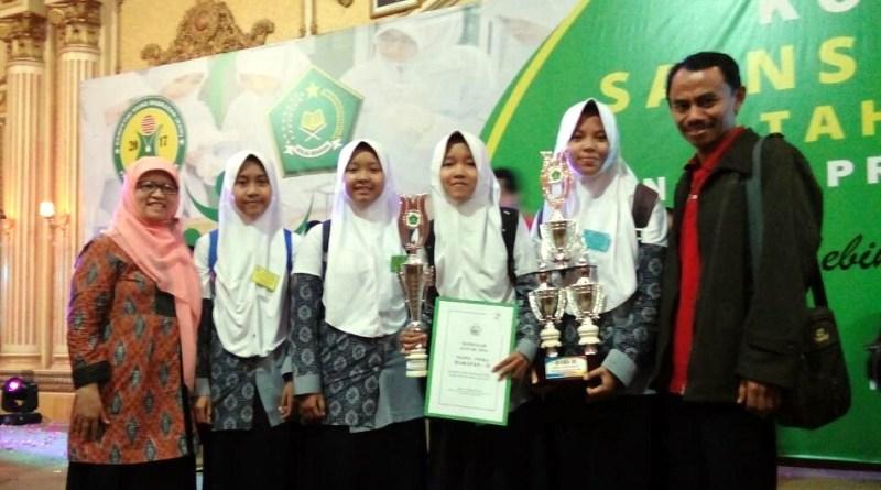 Sains Madrasah, Surabaya, 22 s.d 24 Mei 2017