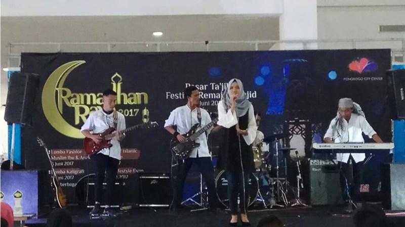 Ganitri Band MAN 2 Ponorogo, Juara 3 RRFRM PCC 2017