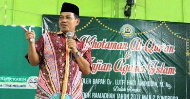 Khotaman Qur'an dan Kajian Agama