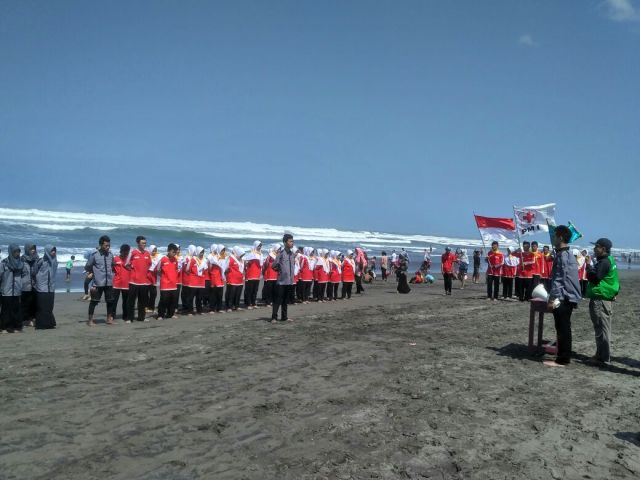 Sertijab & Pengukuhan Pengurus PMR MAN 2 Ponorogo 2017/2018