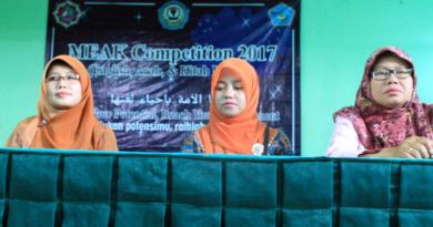 MAN 2 Ponorogo English, Arabic, Kitab Kuning Competition 2017