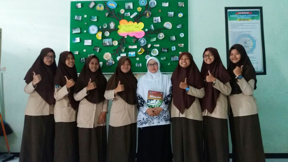 Hari Guru untuk Para Guru MAN2 Ponorogo