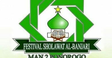 Festival Sholawat Al-Banjari, MAN 2 Ponorogo