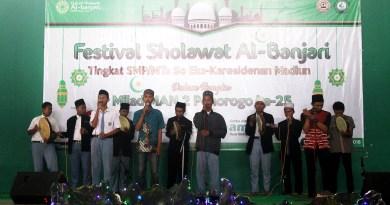 Festival Banjari MAN 2 Ponorogo