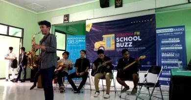 Romansa FM School Buzz in MAN 2 Ponorogo
