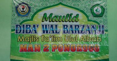 Maulid Dziba' dan Do'a Bersama Majelis Ta'lim Ulul Albab