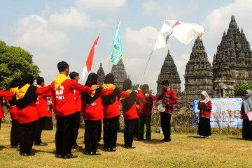 Sertijab & Pengukuhan Pengurus PMR WIRA MAN 2 Ponorogo 2018/2019