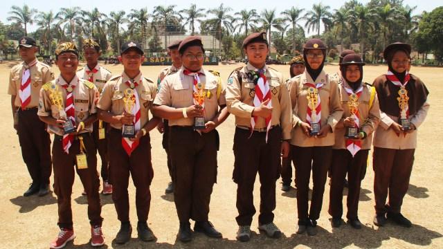 PRAMANDA Borong Juara LKTP se-Jawa Timur