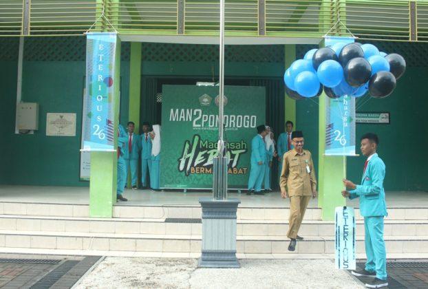 Launching Nama Angkatan Kelas XII 2019