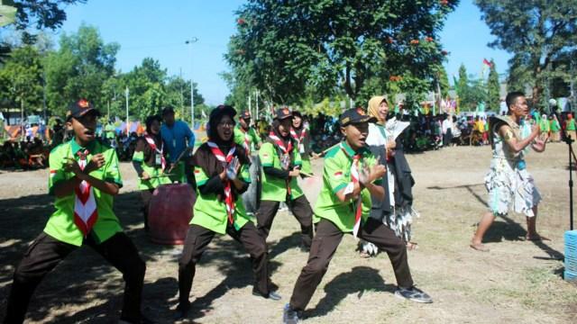 MAN 2 Ponorogo Borong Piala dalam Kemah Hijau 2019