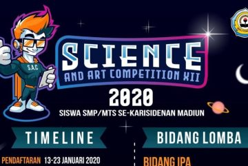 Science And Art Competition XII 2020