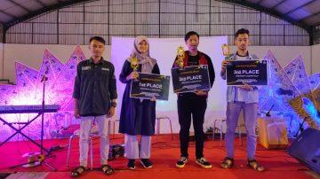Sabet Juara 1 dan Juara 3 Short Movie Festival Budaya Komunikasi