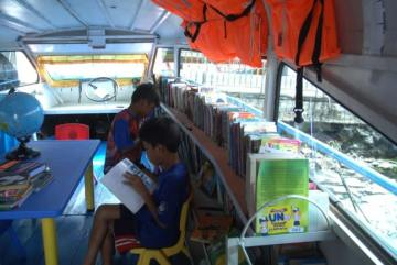 The Increasing Indonesia Human Resource needs Reading Habit Improvement