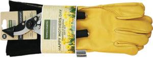 T&C gloves secateurs set