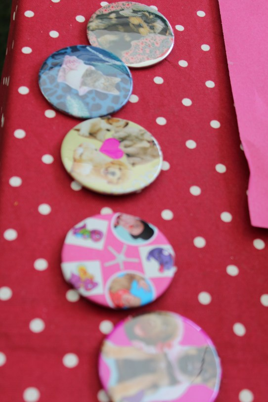 Badges- Art in the park