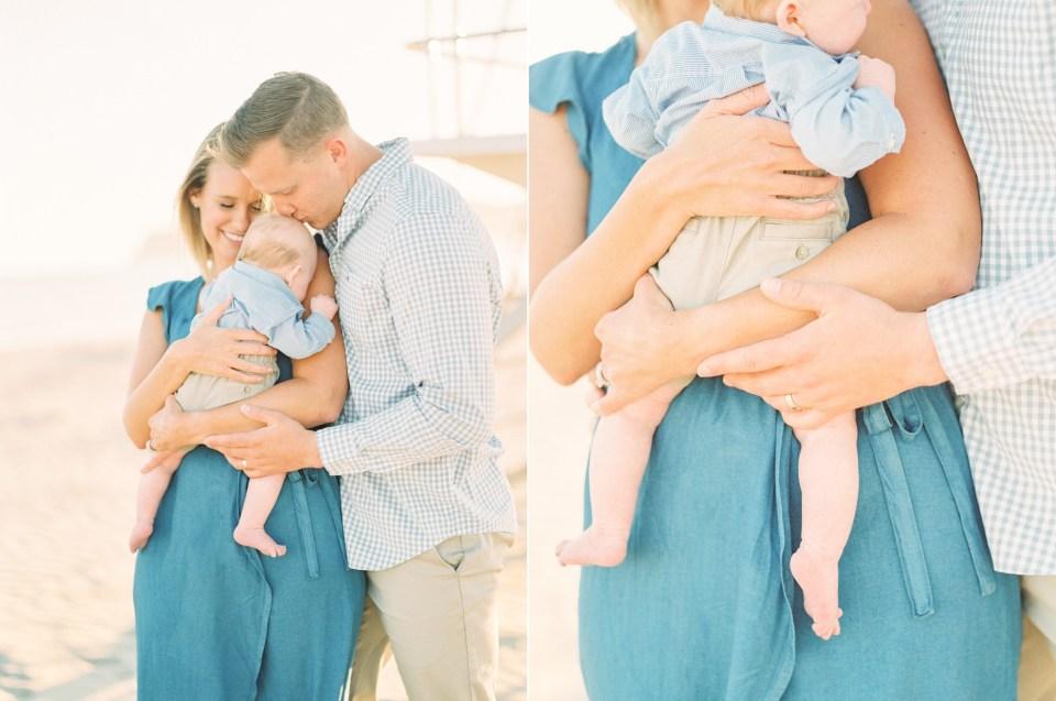 Coronado Beach Family Photos