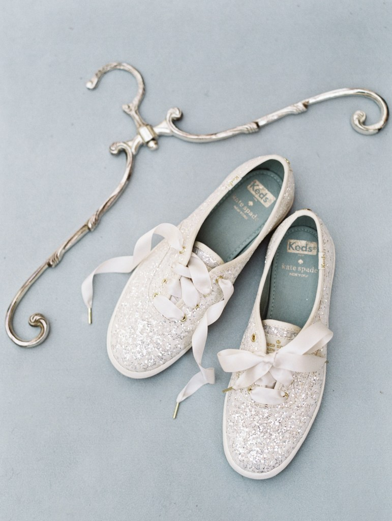 Bridal Keds with Dusty Blue and Dove Gray wedding In Monterey California
