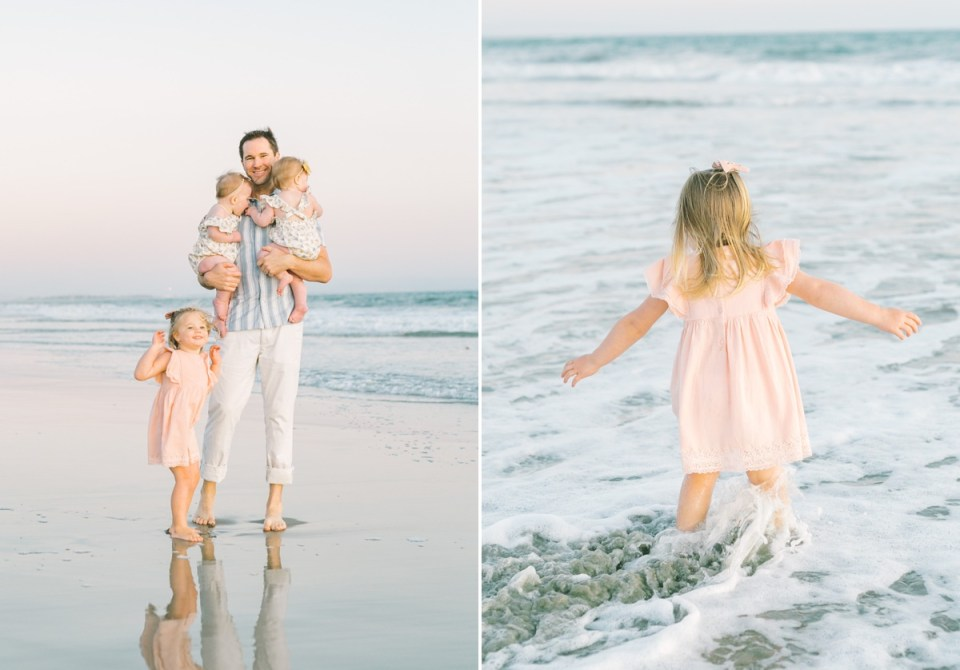 Beach Family Photos At The Hotel Del Coronado In San Diego