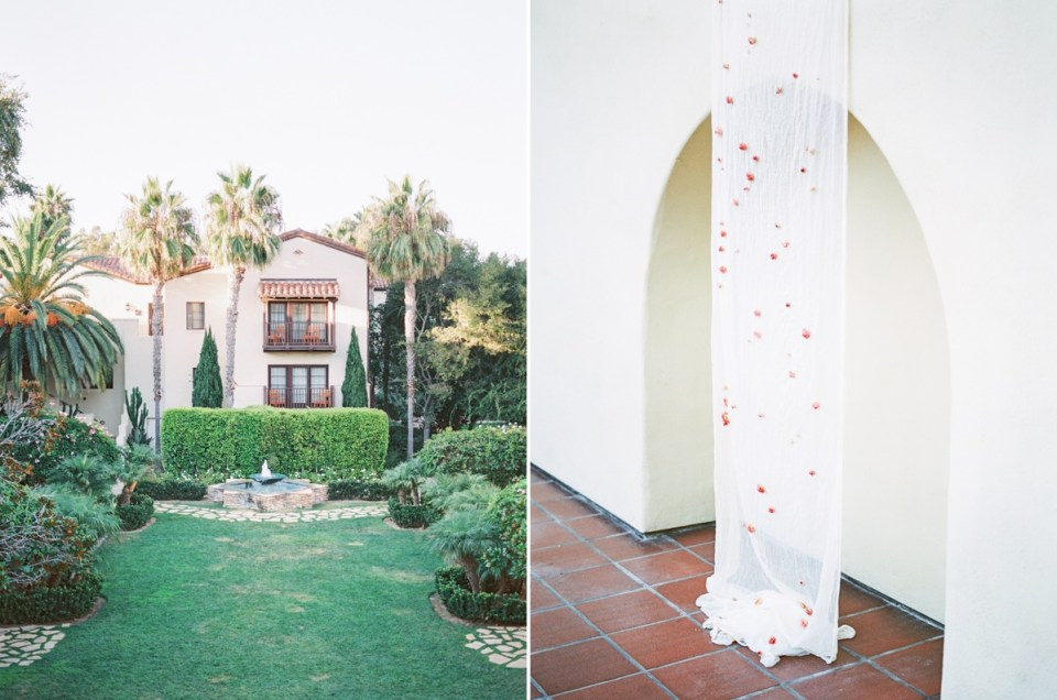 Estancia La Jolla Wedding Venue In San Diego Inspiration