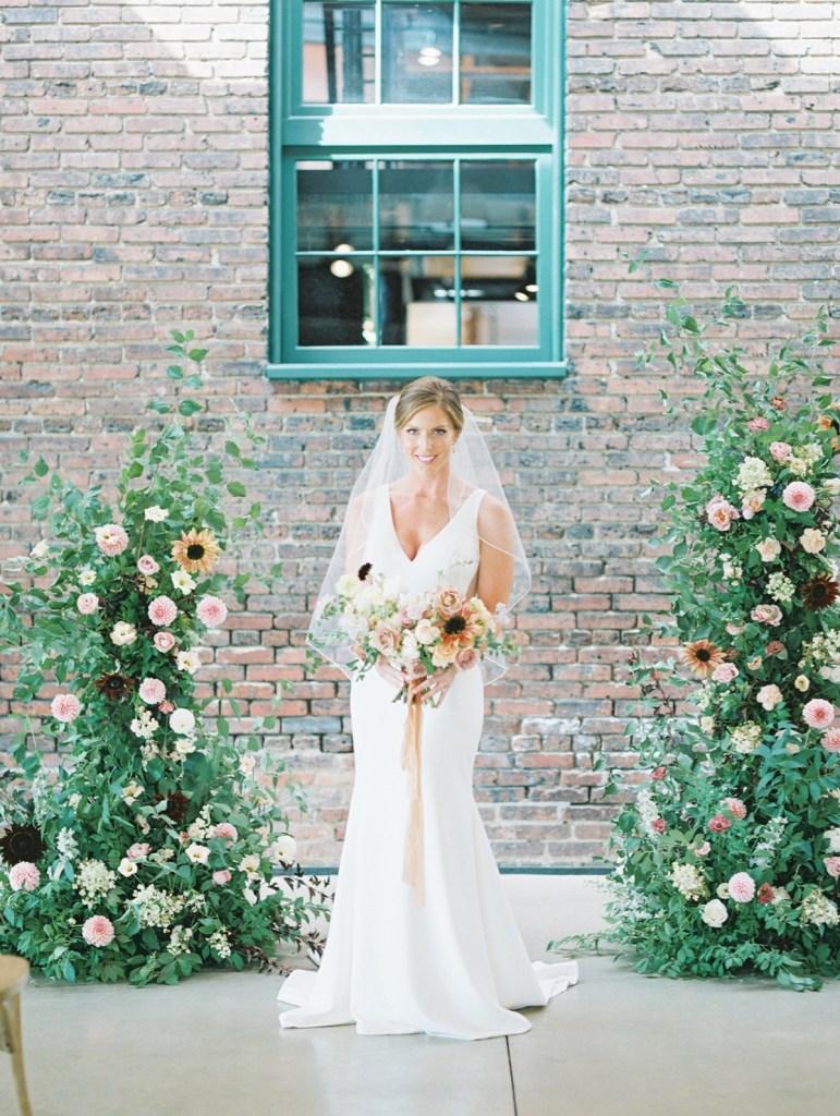 Winslow Room | Baltimore Maryland Wedding Venue | Light and Airy Film Photos