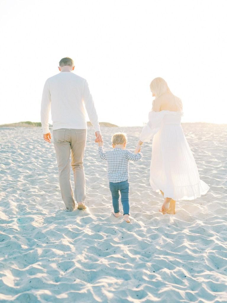 Coronado Family Photos On The Sand Dunes