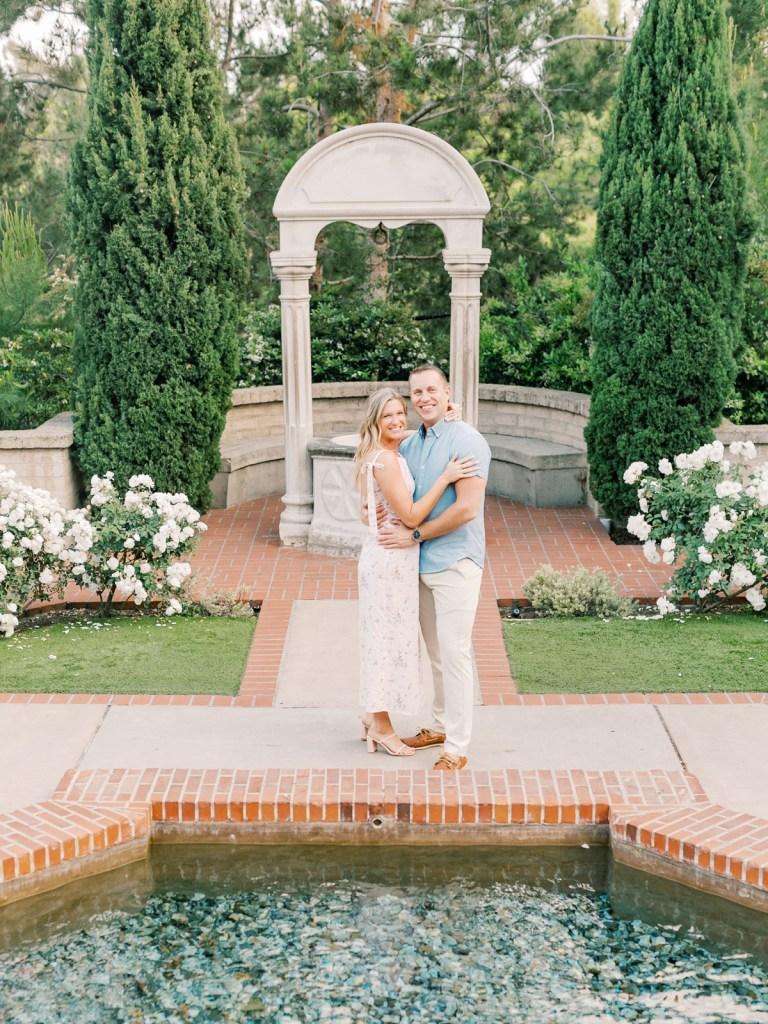 The Prado At Balboa Park Engagement Session Photos