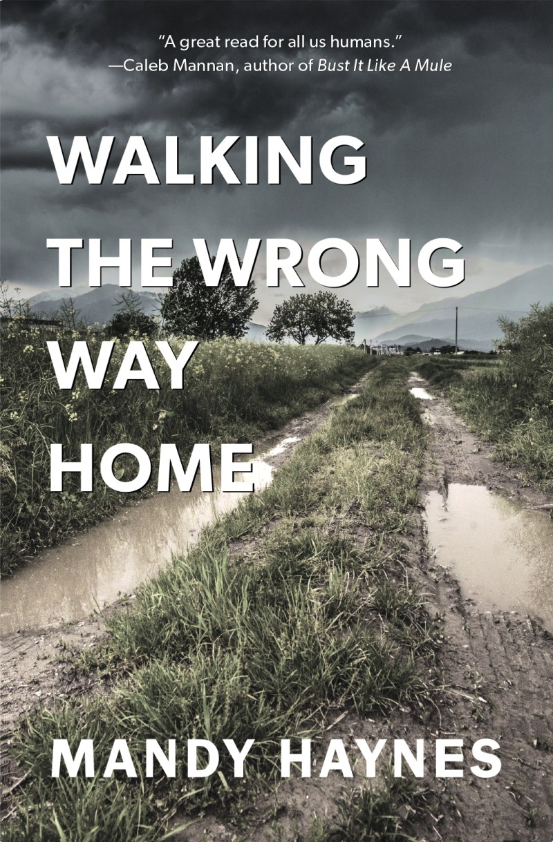 Walking Wrong Way_Sans Serif 3-1_Liter