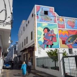 SKEFKEF Casablanca street art © Sbagha Bagha 2018