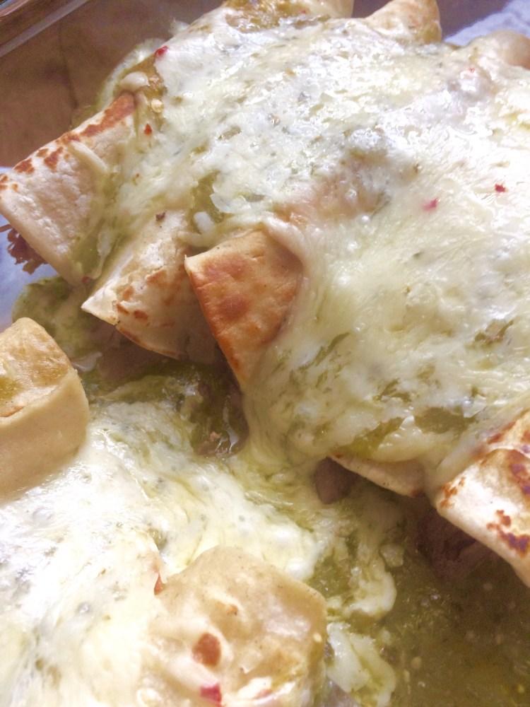 crispy corn tortillas