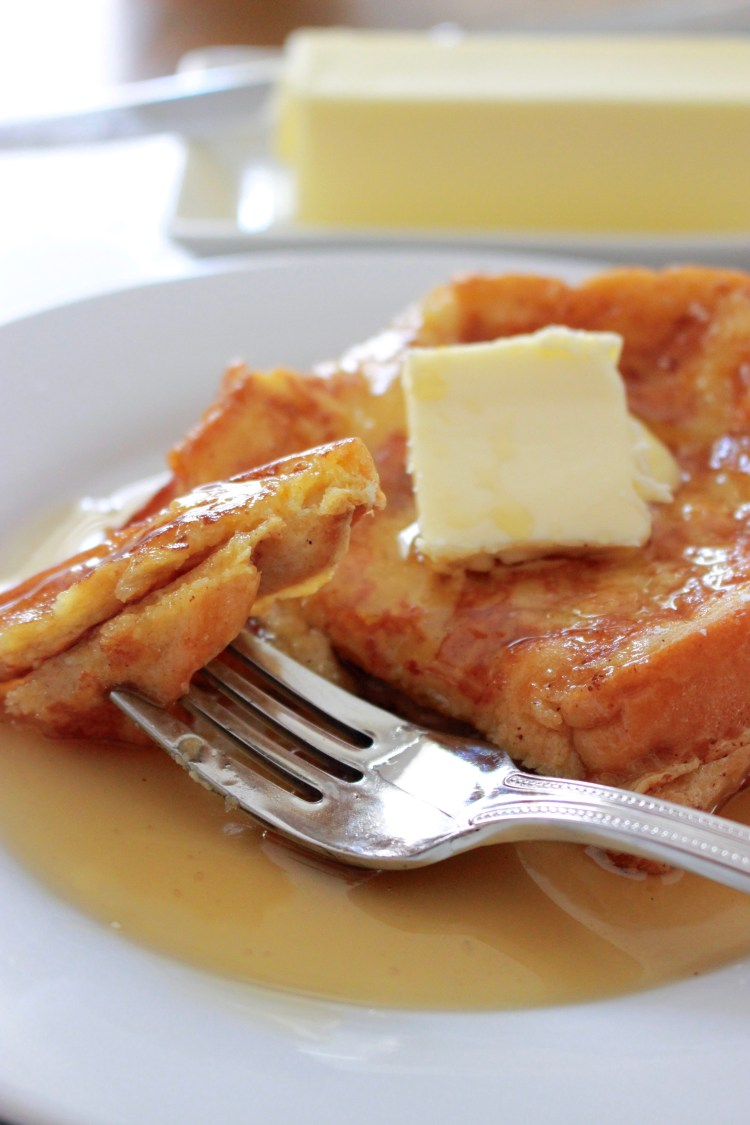 Cinnamon Vanilla French Toast Recipe