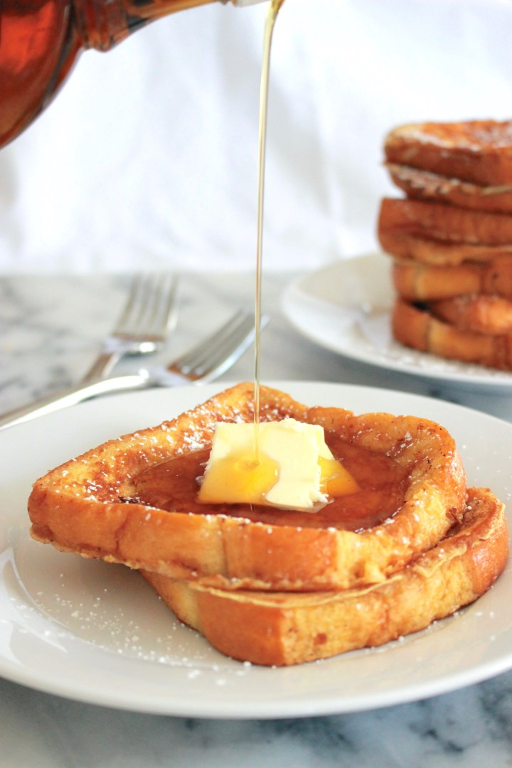 Old Fashion French Toast Recipe