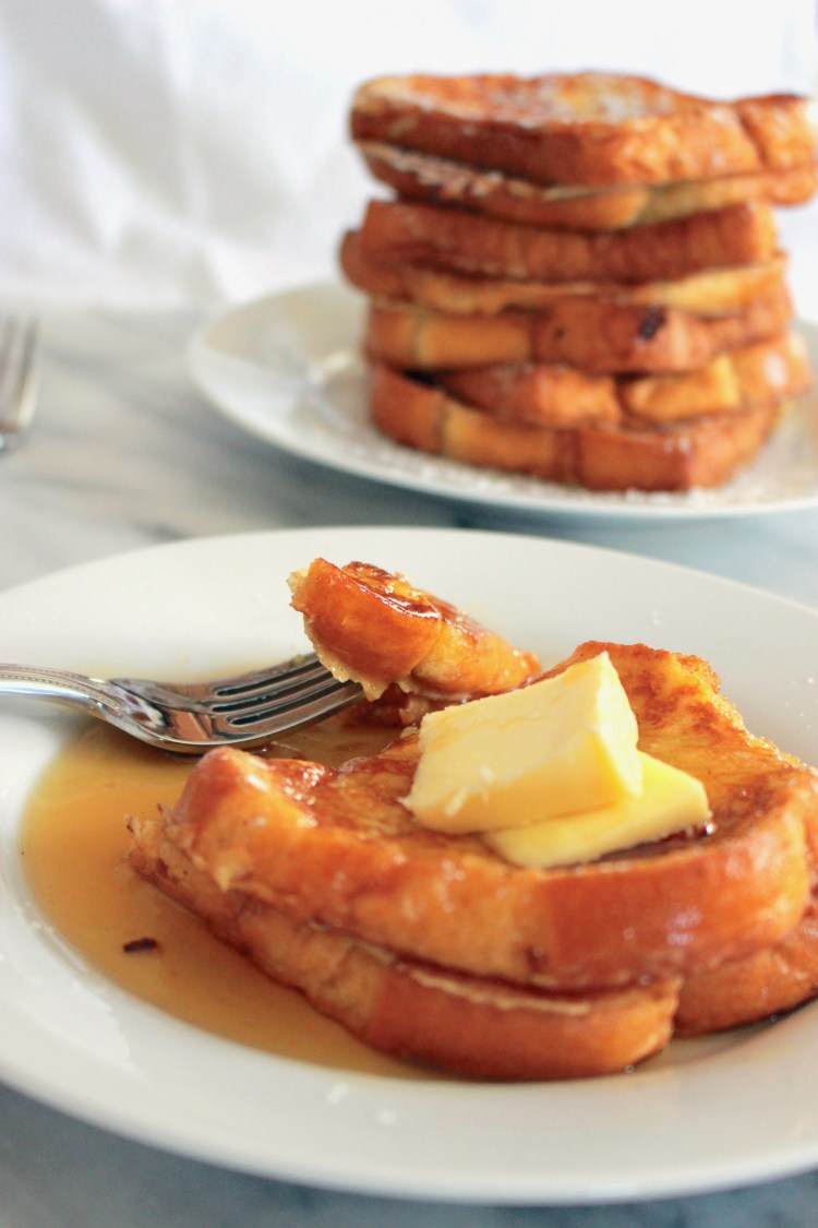 Old-Fashioned French Toast