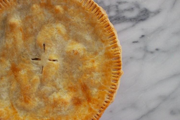 Crispy Flaky Pie CrustRecipe