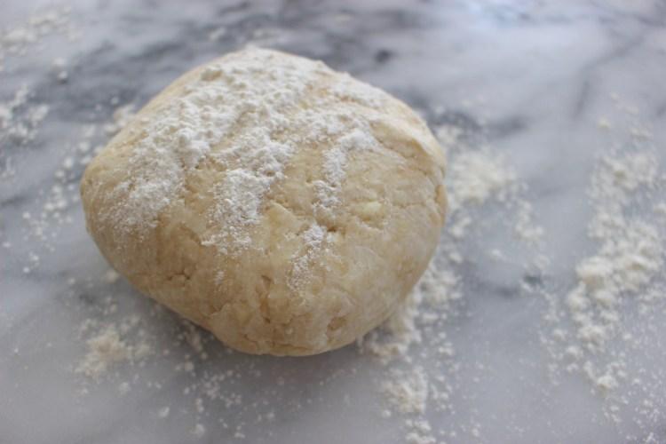 Shortening and Butter Pie Crust Recipe