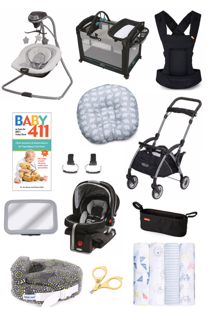Must-Have Baby Products (Birth to 6 Months)