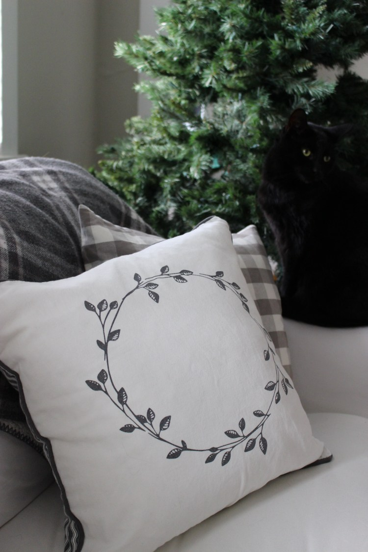 Winter Cushion Cover