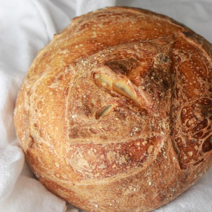 sourdough loaf take two