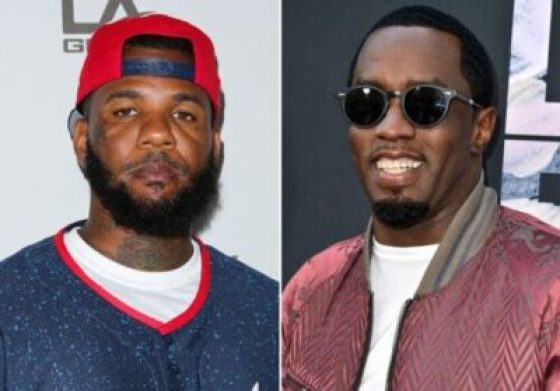 game-diddy New Music: The Game ft Diddy – Standing On Ferraris