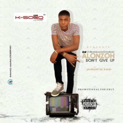 wp 1452952821018 - K-SOLO RELEASES IS NEWEST YOUNGSTAR: NEW MUSIC: ALONZOH – DON'T GIVE UP