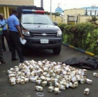 wp-1468405184371 Over N60m From Missing Bullion Van Recovered In A Supermarket In Port Harcourt (Pic)